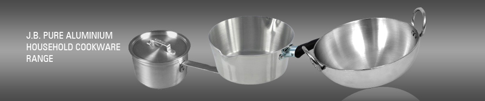 Aluminium industries, cookware manufacturer