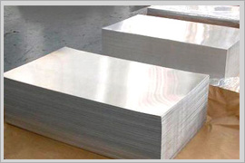 Hot rolled aluminium  coils and sheets