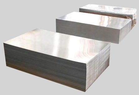 Hot rolled aluminium sheets